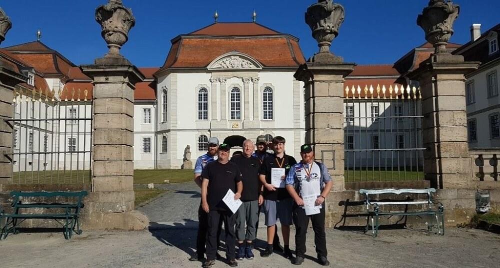 Erste Deutsche Meisterschaft in Coronazeiten